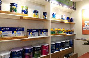 卖油漆涂料挣钱吗?如何开油漆涂料加盟店?
