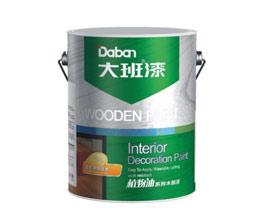 大班植物油木器漆