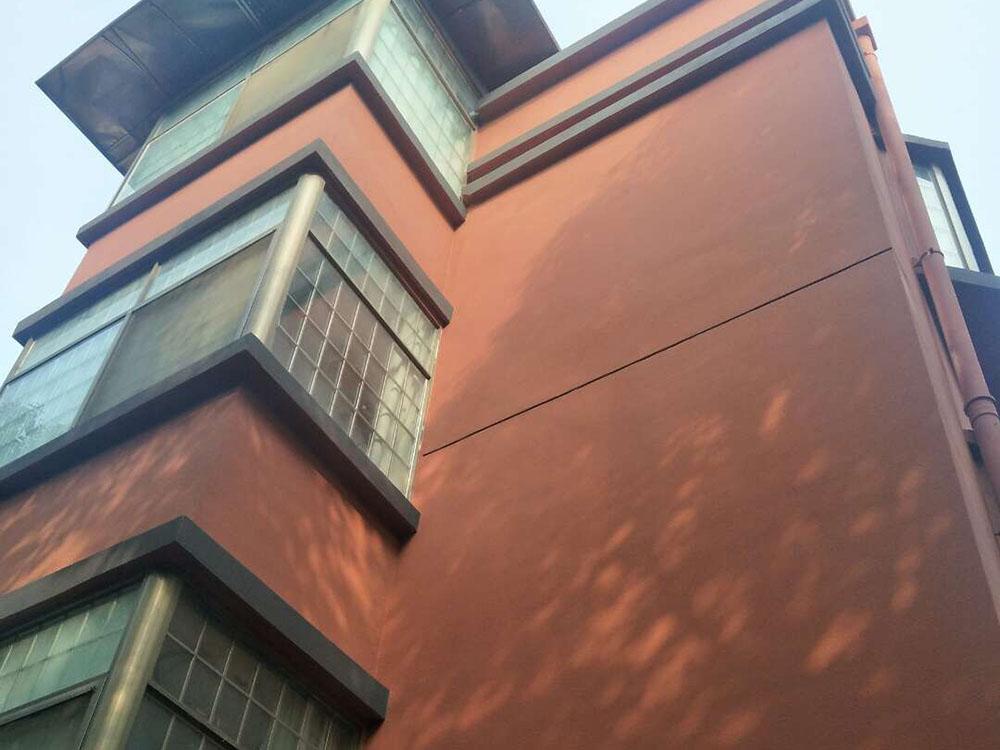 静园山庄别墅外墙项目展示